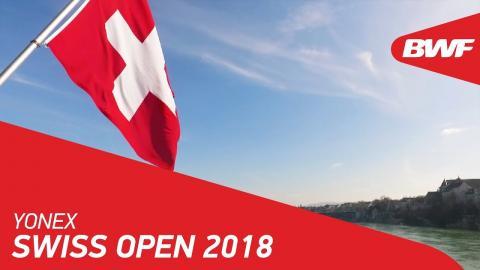 YONEX Swiss Open 2018   Promo   BWF 2018