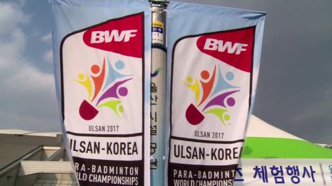 Badminton Unlimited | BWF Para-Badminton World Championships 2017