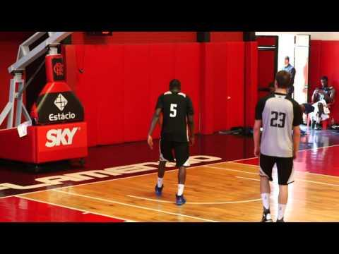 """Victor Oladipo Slams Down Two """"Off the Wall"""" Trick Dunks!"""