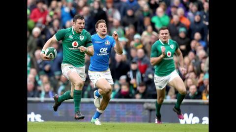 Short Highlights: Ireland v Italy   NatWest 6 Nations