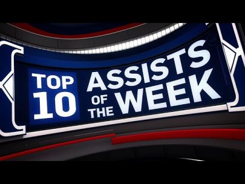 Top 10 State Farm Assists of the Week 1.22.17 - 1.29.17