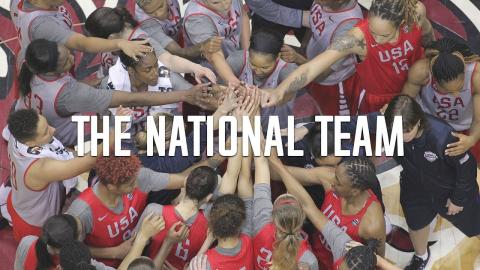 The National Team Episode 4: The Road to Defend the Cup Continues.