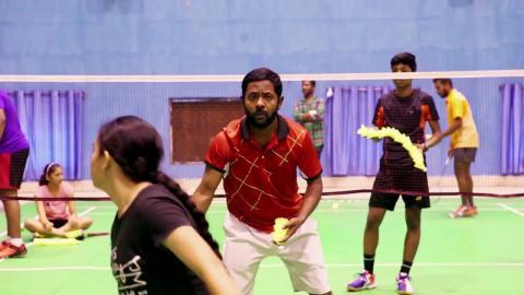 Badminton Unlimited | Vishwa Manya Badminton Academy