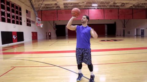 How To Shoot A Basketball With Power And Accuracy!