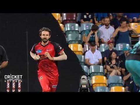 Aussie T20 squad sizzle reel: Kane Richardson