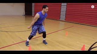 Basketball Dribbling Moves- Behind Back (Part 3)