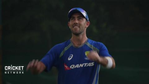 Maxwell on heat stroke and Australia's pad-less prep