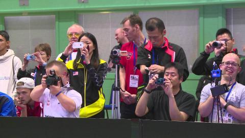 Badminton Limited | Poland Para Player - Bartlomiej Mroz