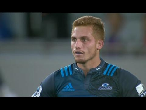TOP 3 Players Blues vs Highlanders - Super rugby 26 Feb 2016