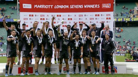 Get ready for the HSBC London Sevens