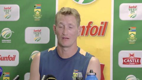 De Villiers faces big challenge