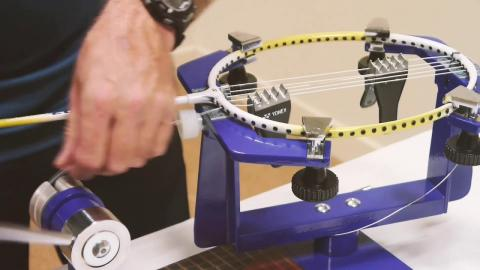 How to string a Badminton Racket