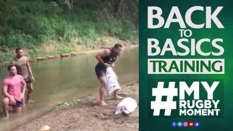 Yamacia Rugby's down and dirty training | #MyRugbyMoment