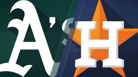 6/28/17: Five-run 3rd fuels Astros' 11-8 victory