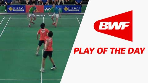 Play Of The Day | Badminton SF - Yonex US Open 2016