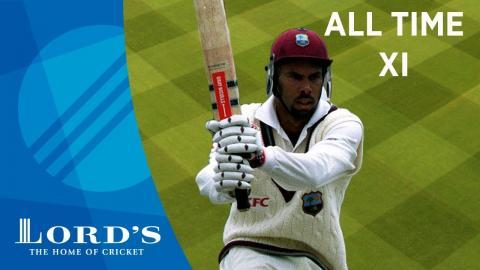 Richards, Tendulkar & Akram - Jimmy Adams' All Time XI