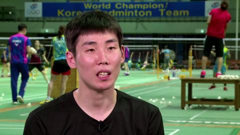 Badminton Unlimited   Son Wan Ho