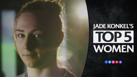 Top five Women's Rugby World Cup Players | Jade Konkel