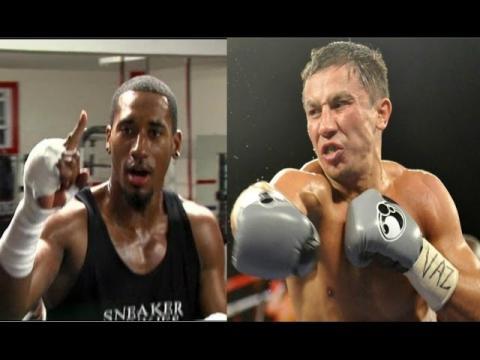 Gennady Golovkin vs Demetrius Andrade !! Who Would Win ?? + Lara , J - Rock , Charlo Bros. & More