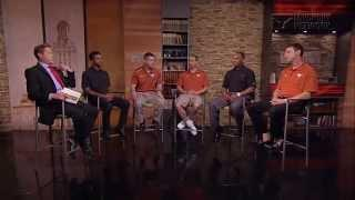 Men's Basketball Round Table Discussion: Part 1 [May 1, 2015]