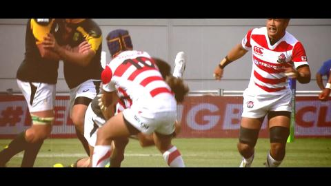 Big Tackles | 14 days to go to the #WorldRugbyU20s Championship