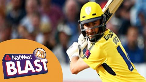 Vince Stars As High-Scoring Hampshire Are Too Much For Sussex: Highlights - NatWest T20 Blast 2017