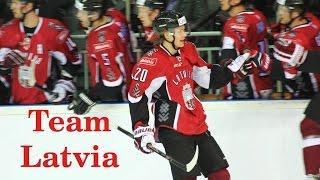 Team Latvia - Ice Hockey World Championship 2015