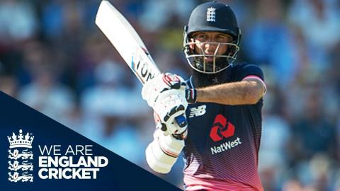 Moeen Ali Smashes 77 Not Out Off 51 Balls v South Africa 2017 - Full Highlights