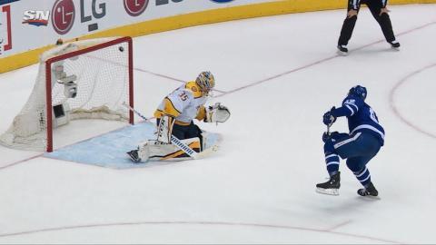 van Riemsdyk, Andersen clutch for Maple Leafs in shootout