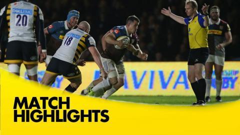 Harlequins v Wasps - Aviva Premiership Rugby 2016-17