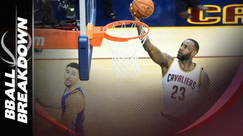 The Evolution Of LeBron James In The NBA Finals