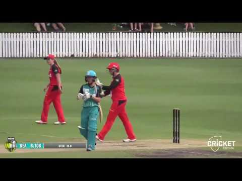 Highlights: Heat v Renegades - WBBL02