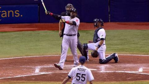 9/12/15 MLB.com FastCast: Ortiz joins 500 HR club