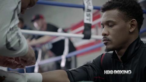 HBO Boxing News: Daniel Jacobs Interview (HBO Boxing)