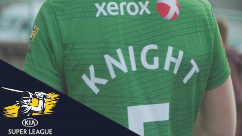 Quick Fire Questions With England Captain Heather Knight - Kia Super League 2017