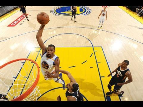 Top 50 Plays of the 2017 NBA Playoffs