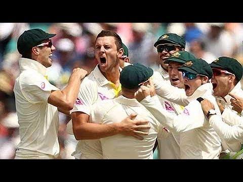 Fifth Test: Australia v England, day one