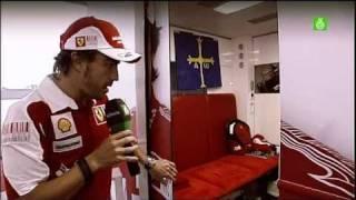 Formula 1   Ferrari Motor Home