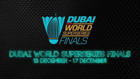 Dubai World Superseries Finals 2017 | Badminton 13-17 December 2017 | Promo 6-Chou Then Chen