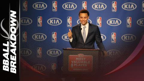 How Steph Curry Won The NBA MVP Award