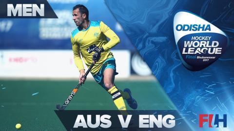 Australia v England Highlights - Odisha Men's Hockey World League Final - Bhubaneswar, India