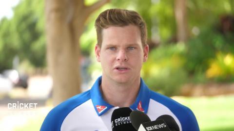 Smith backs Khawaja, Agar to make Test returns