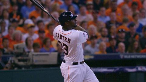 KC@HOU Gm3: Carter tallies three hits, homers in win