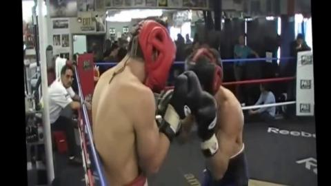 Gennady Golovkin vs Julio Cesar Chavez Jr. Full Sparring Session At WildCard Boxing Gym