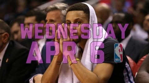 NBA Daily Show: Apr. 6 - The Starters