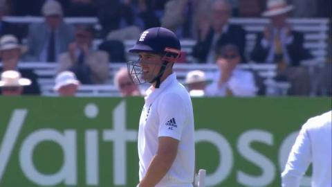 Highlights of Alastair Cook 50 versus Sri Lanka