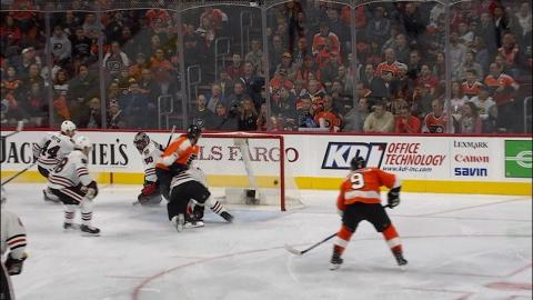 11/09/17 Condensed Game: Blackhawks @ Flyers