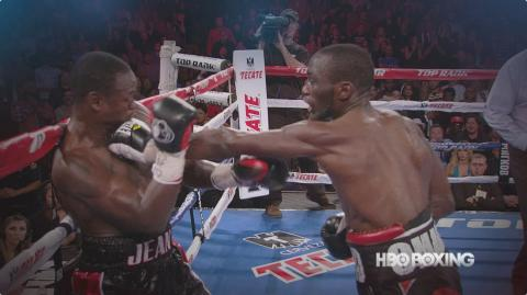 Terence Crawford vs. Dierry Jean: HBO World Championship Boxing Highlights
