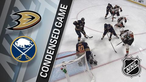 02/06/18 Condensed Game: Ducks @ Sabres