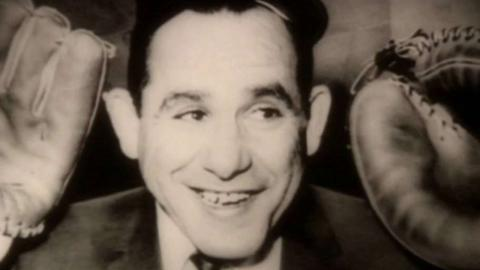 LAA@HOU: Astros' booth remembers Yogi Berra